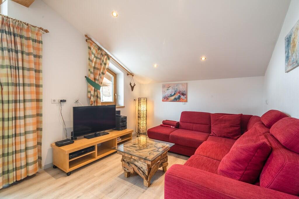 Riant appartement in Tirol met balkon - Boerderijvakanties.nl