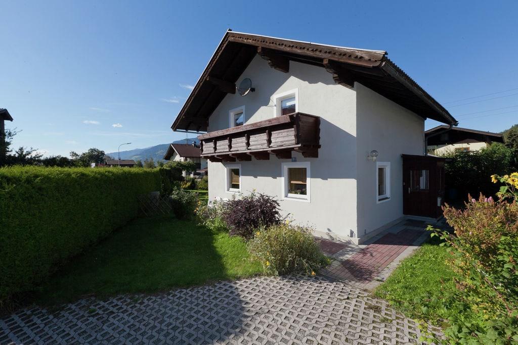 Knus huis in Zell am See-Kaprun met omheinde tuin - Boerderijvakanties.nl