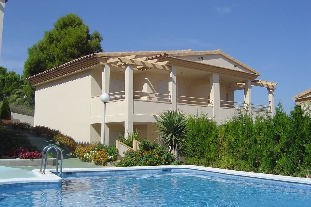 Appartement huren in Costa del Azahar - met zwembad   met zwembad voor 6 personen  De appartementen Mercury liggen in..