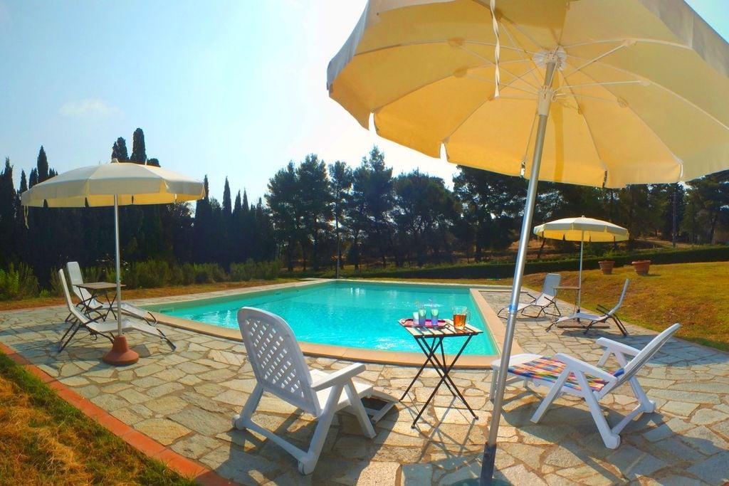 Vakantiewoning italie - Toscana Appartement IT-56048-01 met zwembad  met wifi