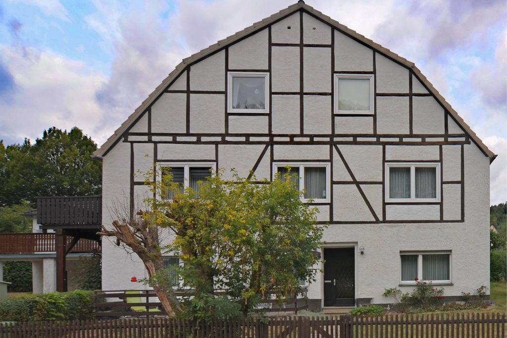 Gezellig appartement in Sauerland, zonneweide - Boerderijvakanties.nl
