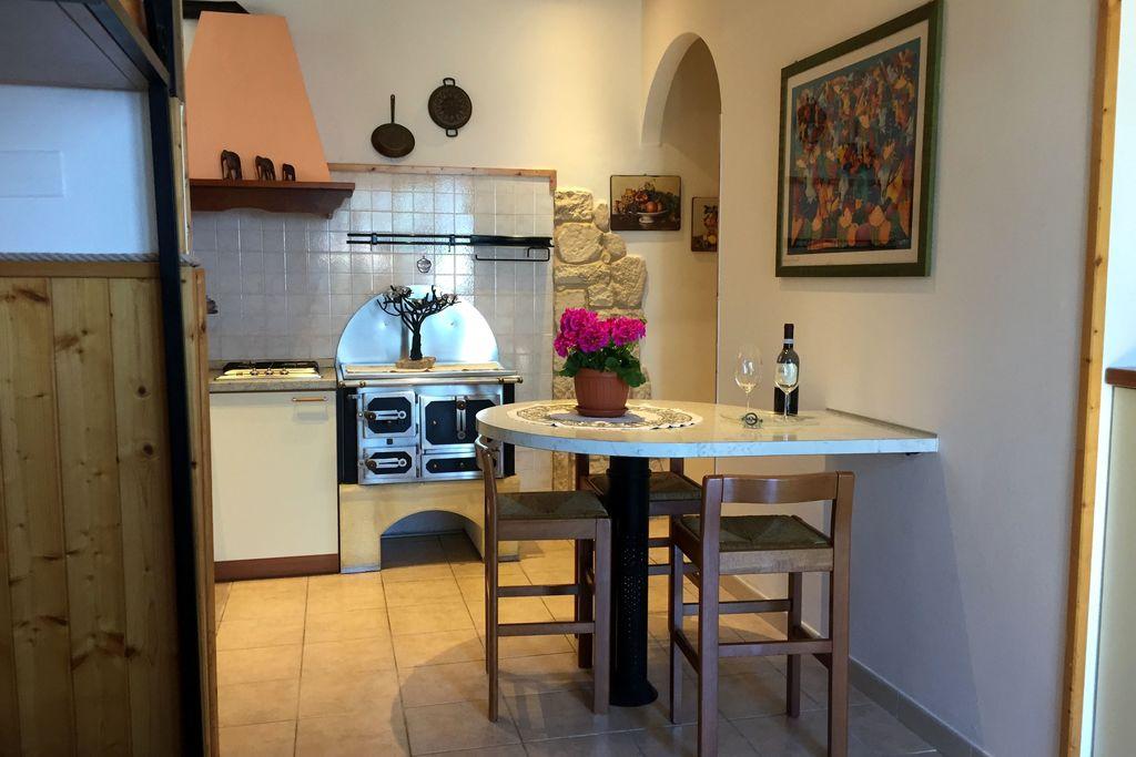 Vakantiewoning Italië, Italiaanse Meren, Costermano Appartement IT-37010-11