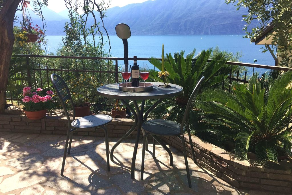 Vakantiewoning Italië, Italiaanse Meren, Brenzone Appartement IT-37010-01