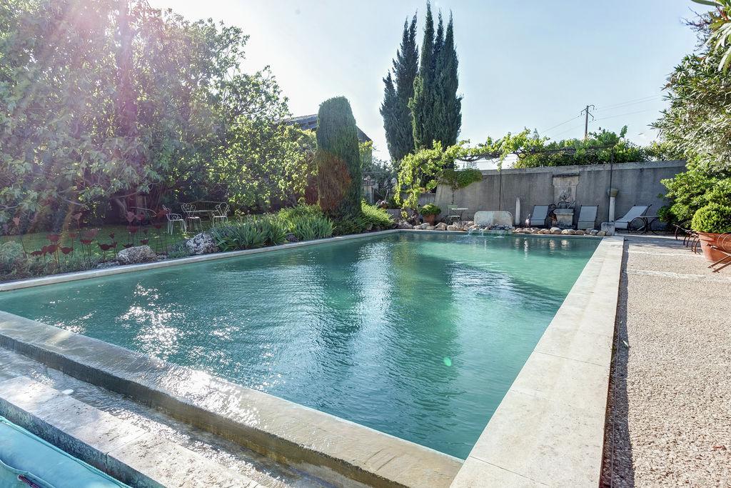 Provençaalse gîte met zwembad, gelegen tussen de wijngaarden in het hart van de Luberon - Boerderijvakanties.nl