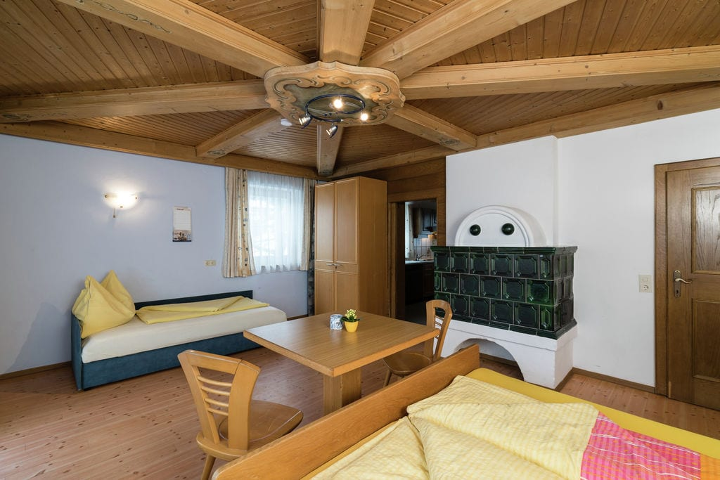 Comfortabel appartement in Zell am See-Kaprun met een tuin - Boerderijvakanties.nl