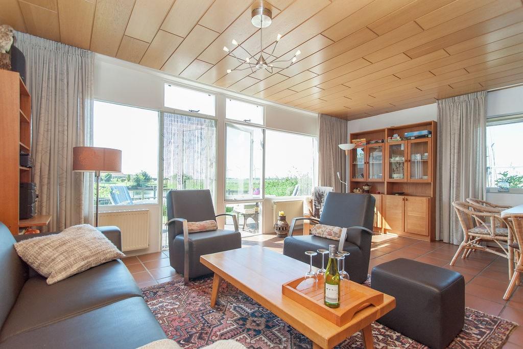 Prachtig vakantiehuis gelegen aan het water - Boerderijvakanties.nl