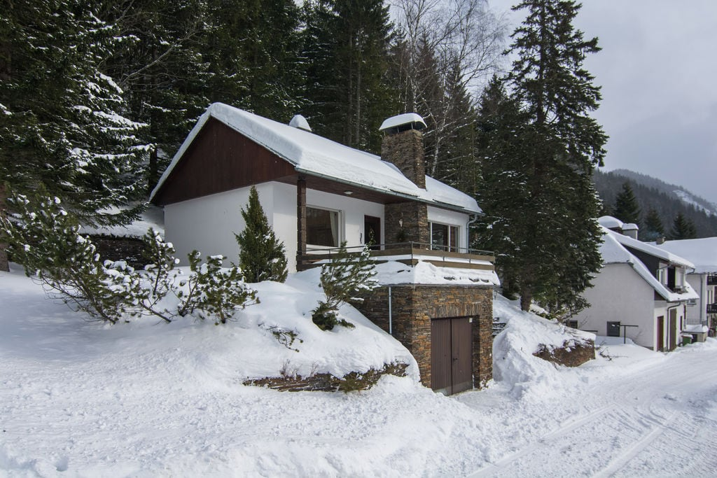 Rustig landhuis in Seewiesen, skiën in de buurt - Boerderijvakanties.nl