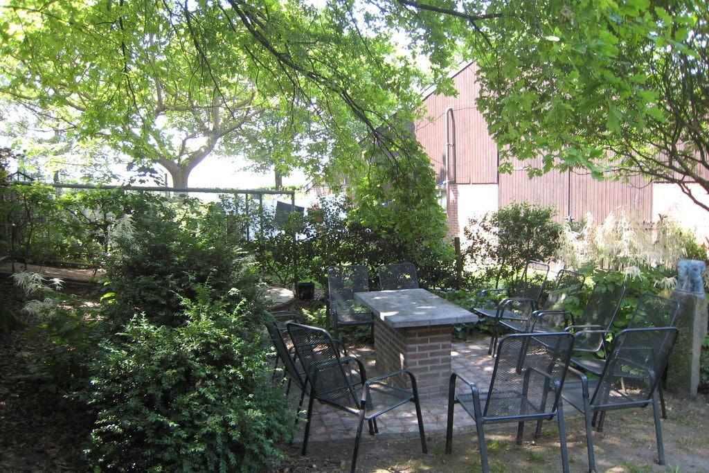 Knus appartement in Zuid-Limburg in een oude molen - Boerderijvakanties.nl