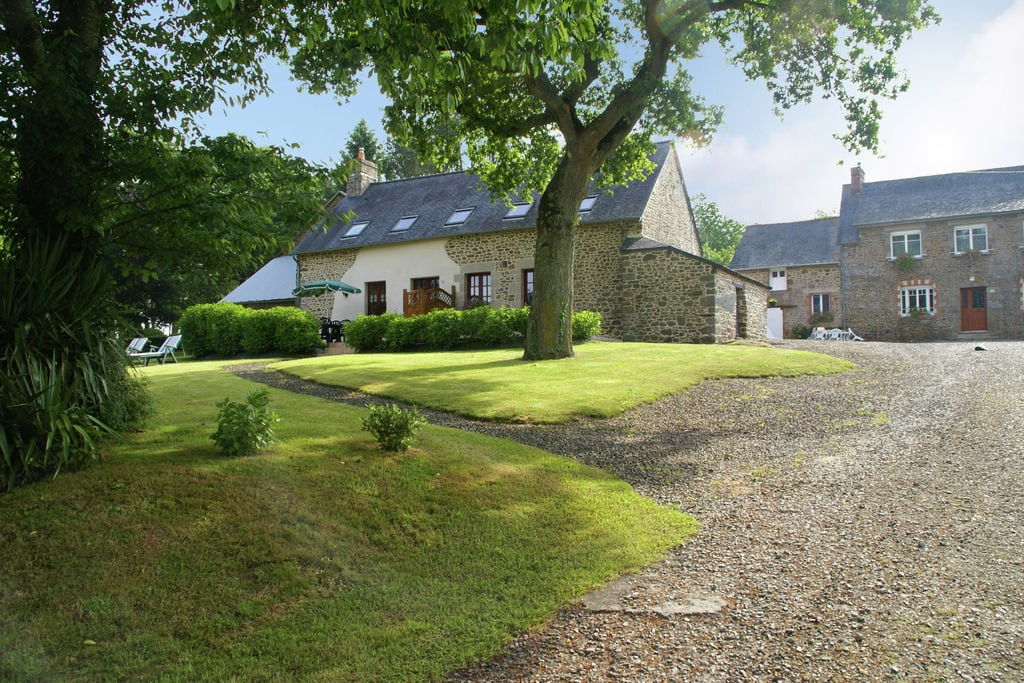 Vakantiehuis met een prachtig uitzicht, op 30 minuten van Mont Saint-Michel! - Boerderijvakanties.nl