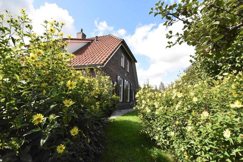 Gezellig vakantiehuis in Hollandscheveld dicht bij het bos - Boerderijvakanties.nl