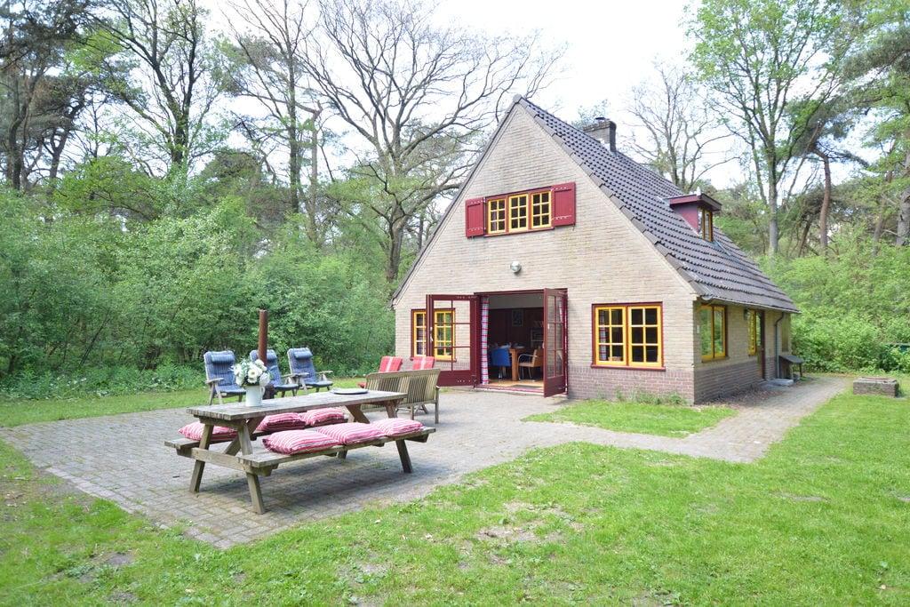 Vrijstaande vakantiewoning in Zuidwolde midden in de natuur - Boerderijvakanties.nl