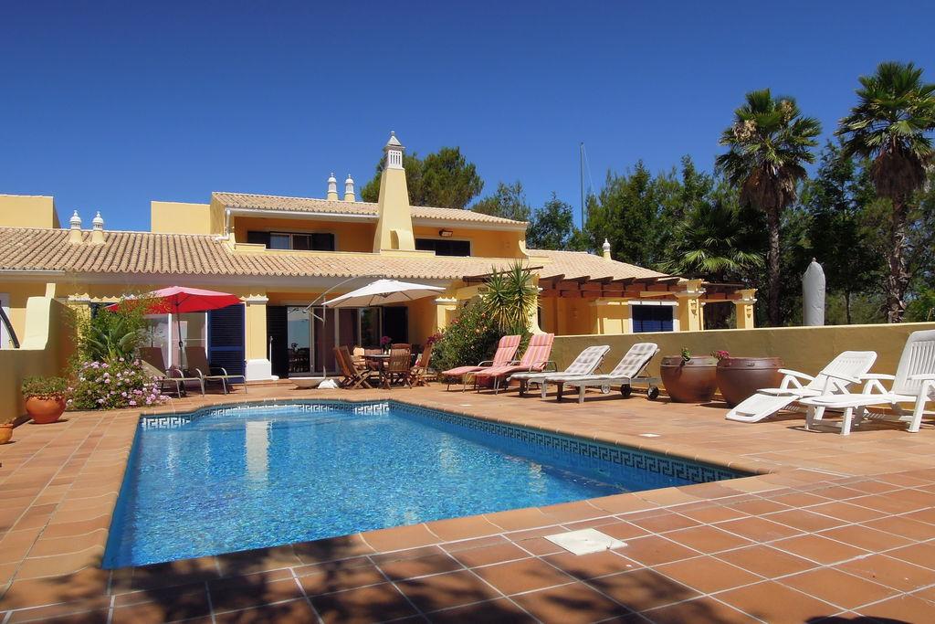 Castro-Marim- Villa met zwembad nabij Strand met wifi te huur