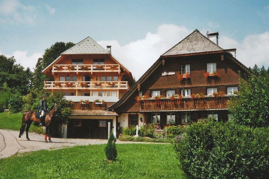 Comfortabel appartement in Dachsberg-Urberg met een tuin - Boerderijvakanties.nl