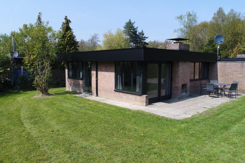 Bungalow huren in Limburg -   met wifi  voor 5 personen  De stenen bungalows liggen verspre..