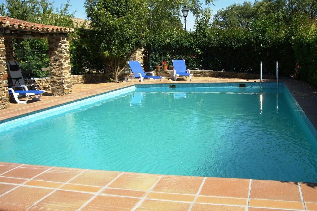 Vakantiewoning  huren Extramadura - Boerderij ES-10515-03 met zwembad  met wifi