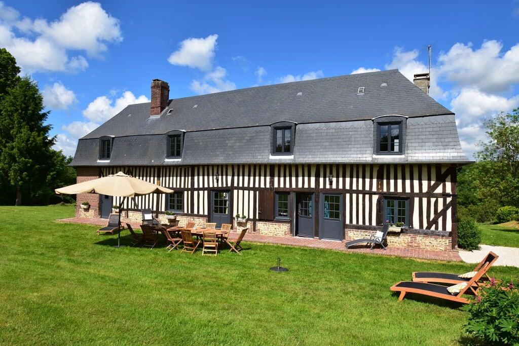 Charmante cottage in Calonne met uitzicht op de vallei - Boerderijvakanties.nl