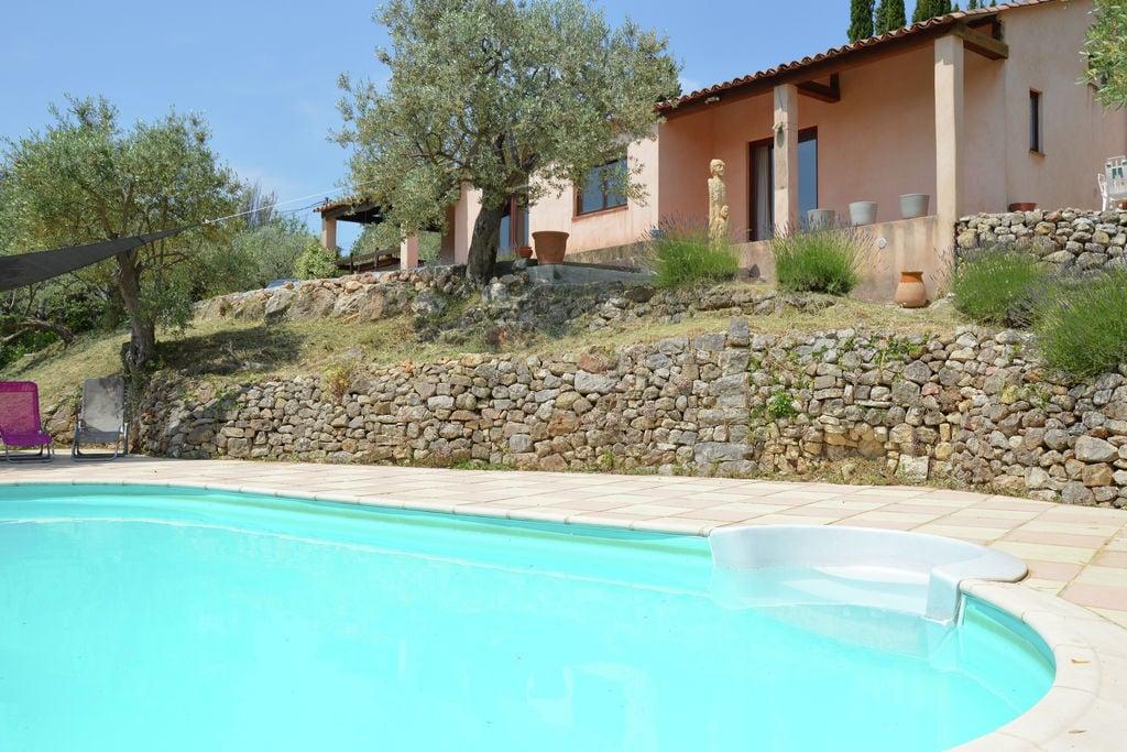 Villa met privézwembad en gastenverblijf in de Provence - Boerderijvakanties.nl