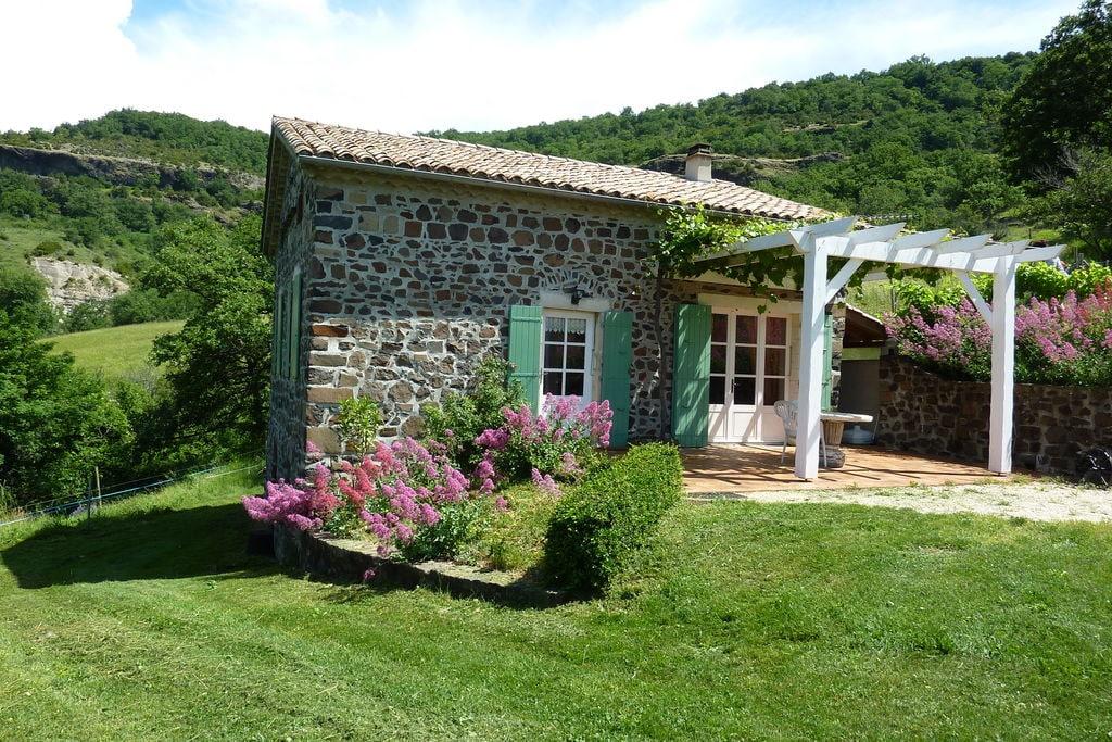 Saint-Pons- Vakantiewoning   met wifi te huur