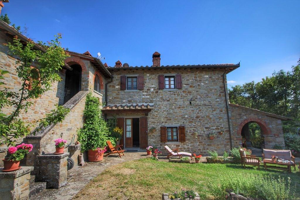 Vakantiewoning italie - Toscana Boerderij IT-52043-08 met zwembad  met wifi