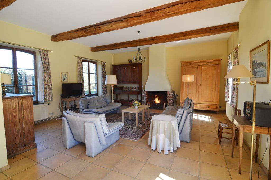 Mooie cottage in de Ardennen met gedeelde tennisbaan - Boerderijvakanties.nl