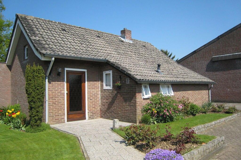 Authentiek appartement in Margraten met een terras - Boerderijvakanties.nl