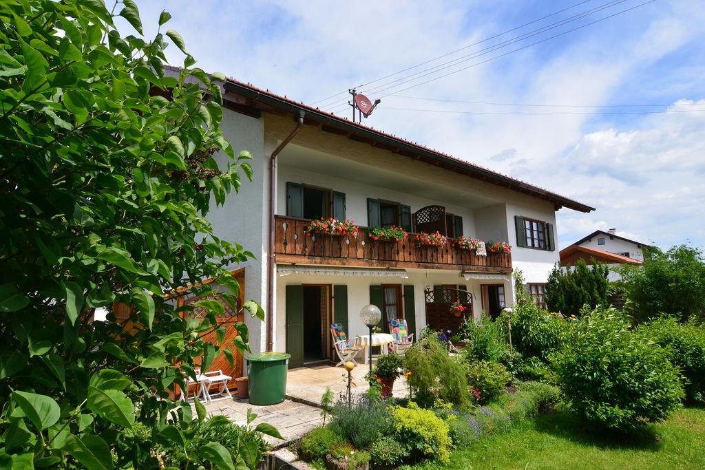 Appartement huren in Beieren -   met wifi  voor 2 personen  Dit door familie beheerde huis lig..