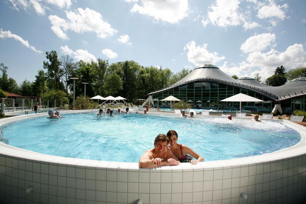 Mooi appartement in Bad Dürrheim vlak bij het wellnesscentrum en het Kurpark - Boerderijvakanties.nl