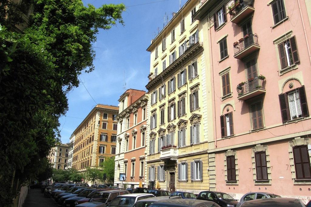 Roma- Appartement   met wifi te huur