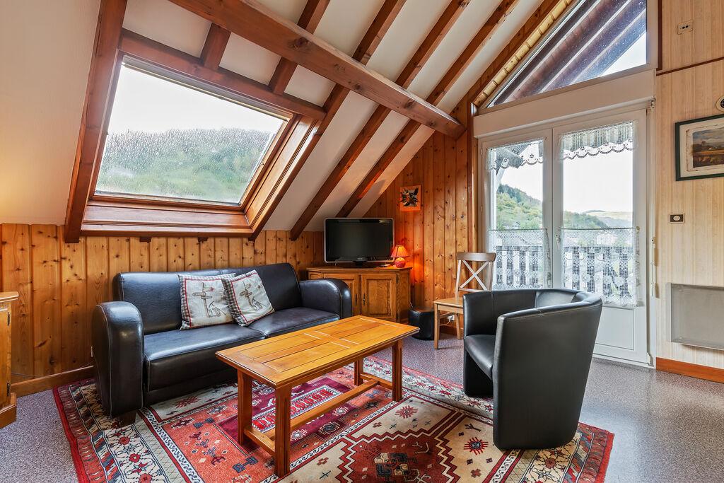 Appartement op 2 km van La Bresse en 4km van de skipiste - Boerderijvakanties.nl