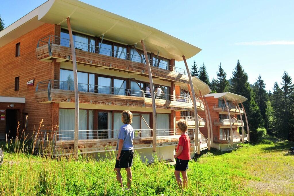 Chamrousse- Appartement met zwembad  met wifi te huur