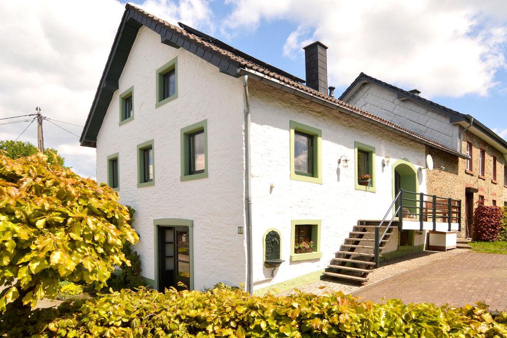 Prachtig vakantiehuis in Bütgenbach met sauna - Boerderijvakanties.nl