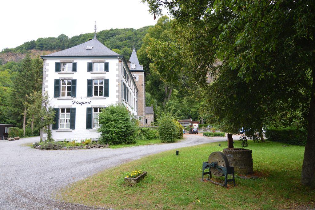 Vakantiewoning  huren Luik - Kasteel BE-4920-44   met wifi