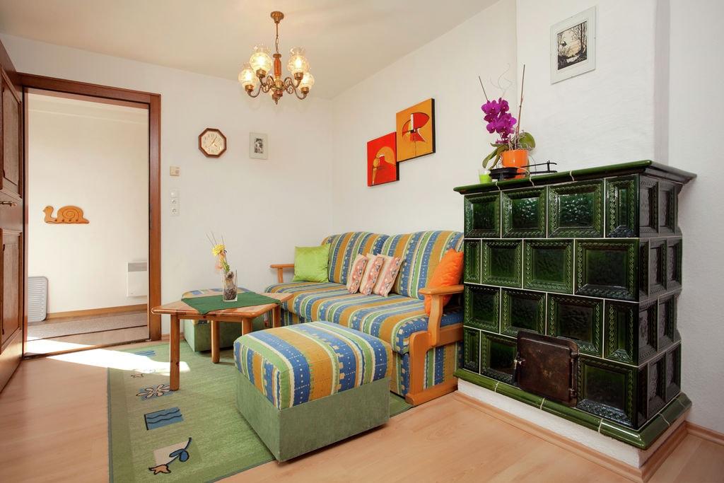 Authentiek appartement in Kitzbühel met terras - Boerderijvakanties.nl