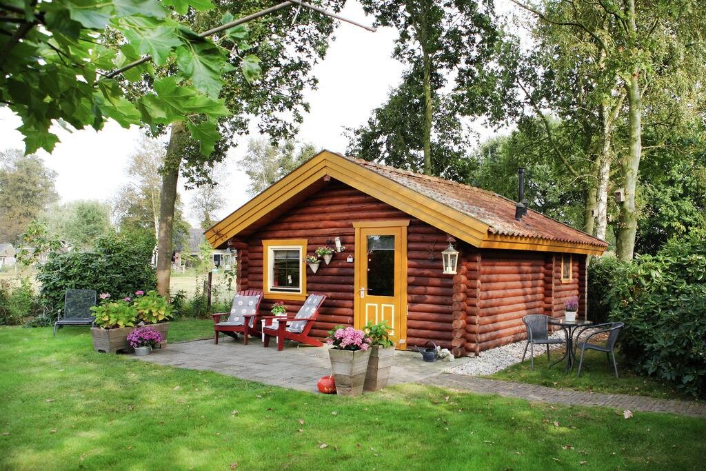 Uniek vakantiehuis in Gramsbergen met een tuin en terras - Boerderijvakanties.nl