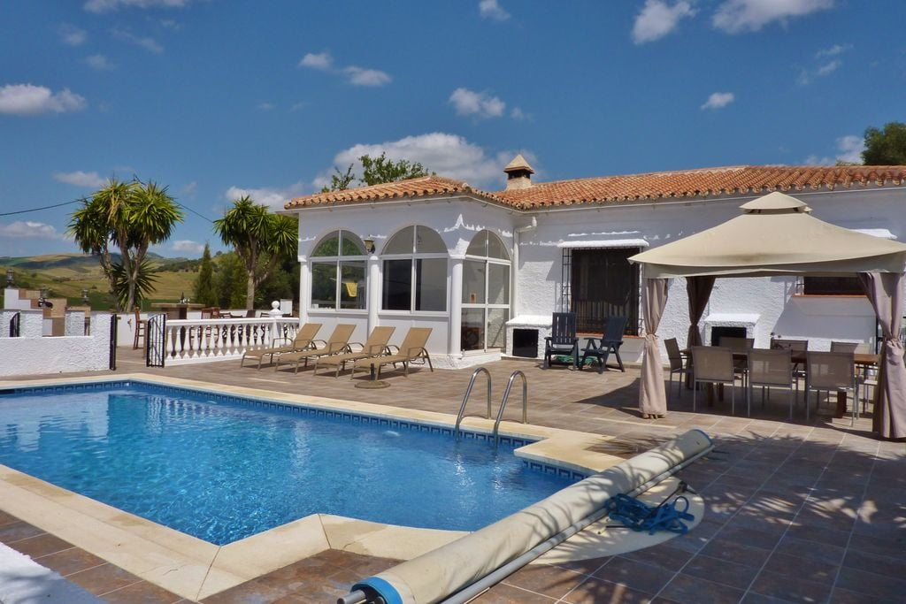 Luxe villa in Andalusië, Spanje met privézwembad - Boerderijvakanties.nl