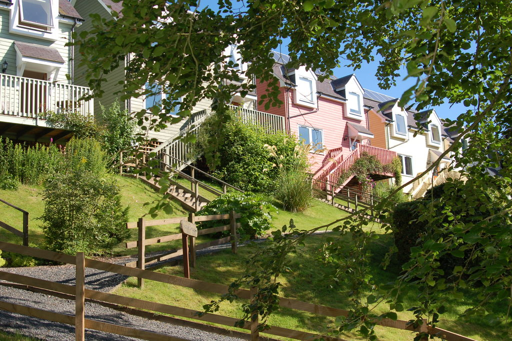 Prachtig vakantiehuis vlak bij tuinen van Jedburgh - Boerderijvakanties.nl