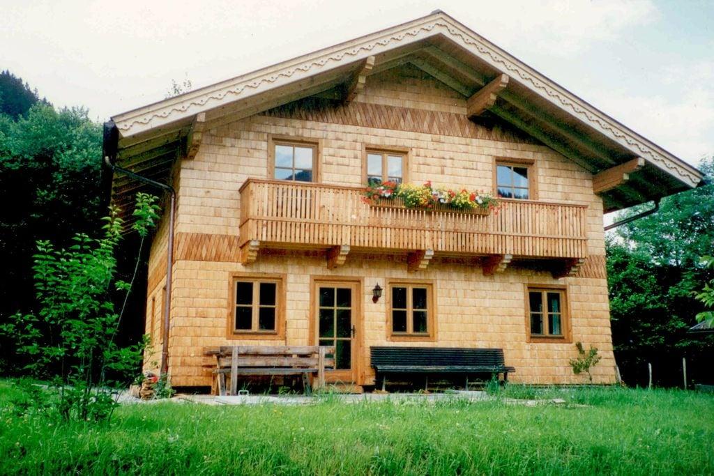 Modern appartement in Grossarl met een sauna - Boerderijvakanties.nl