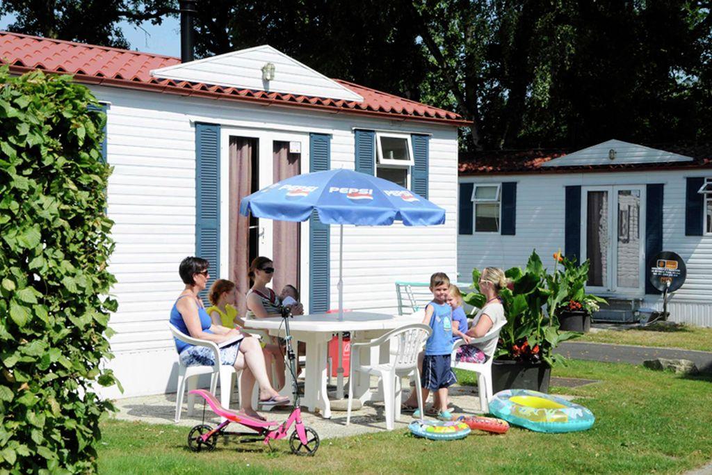 Vakantiewoning  huren Opglabbeek - Vakantiewoning BE-3660-01 met zwembad  met wifi