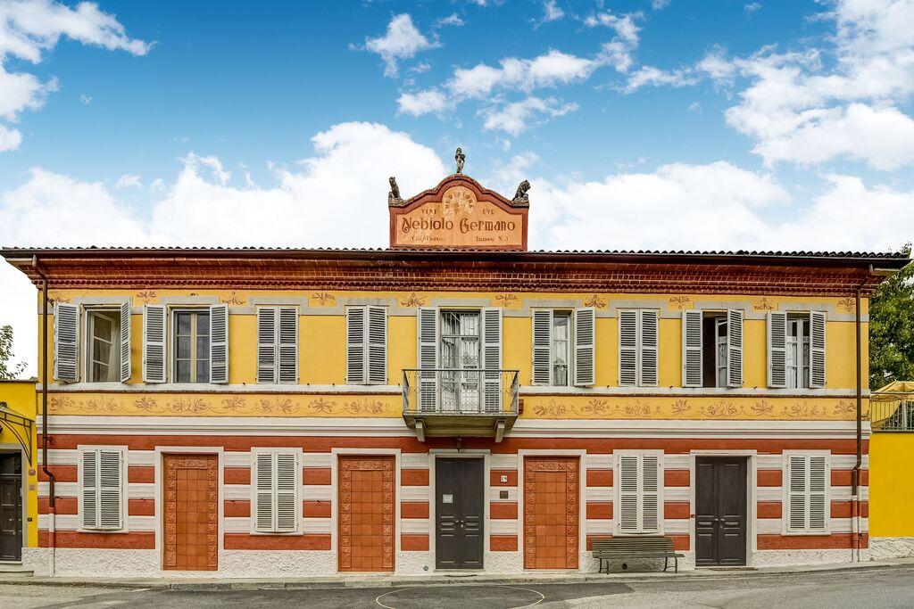 Fijn appartement in Migliandolo di Portacomaro met patio - Boerderijvakanties.nl
