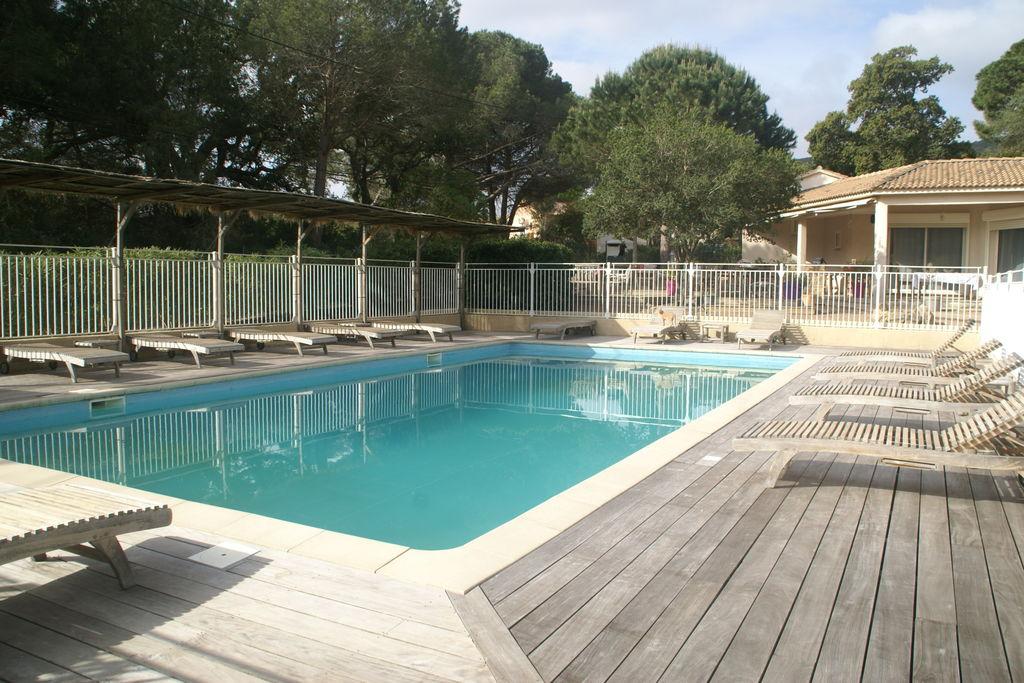 Villa Palombaggia 0 slaapkamers met zwembad  met wifi