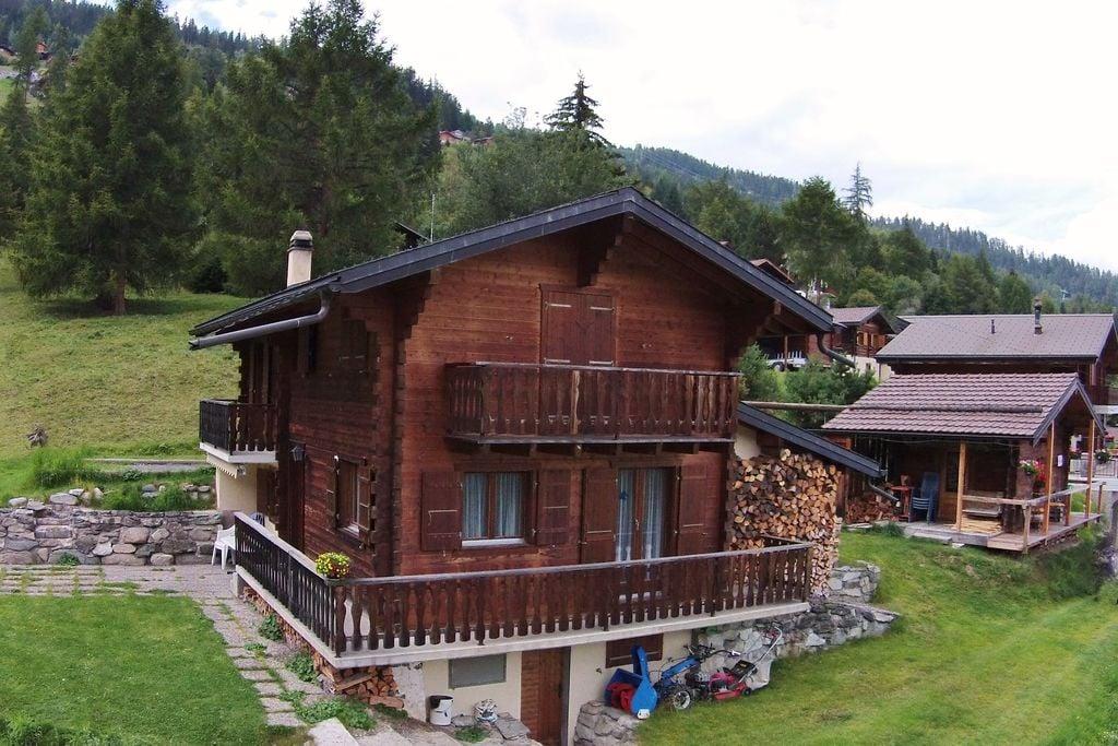 Vakantiewoningen  Zwitserland te huur La-Tzoumaz- CH-1918-14    te huur