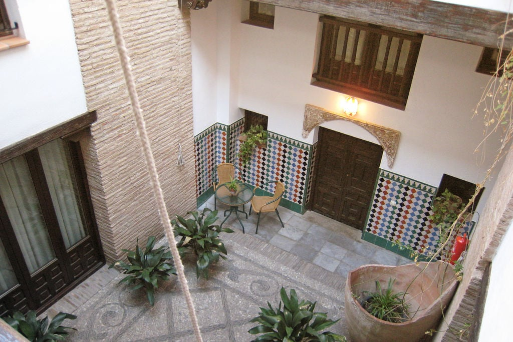 Appartement huren in Andalucia -   met wifi  voor 4 personen  Dit stadsappartement is gelegen in..