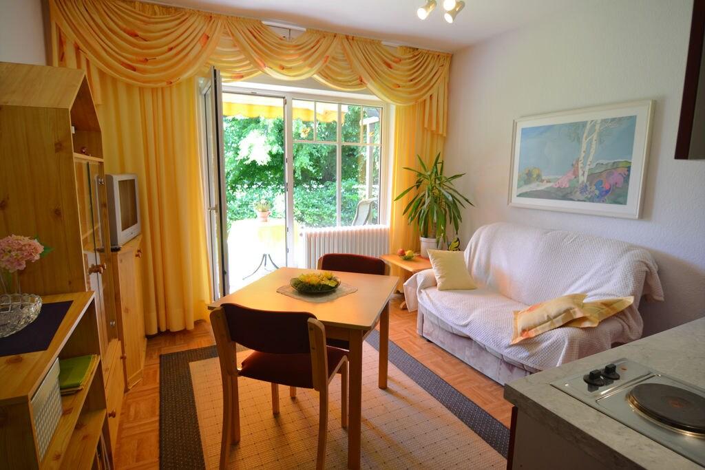 Comfortabel appartement met tuin en terras in de buurt van Brilon - Boerderijvakanties.nl