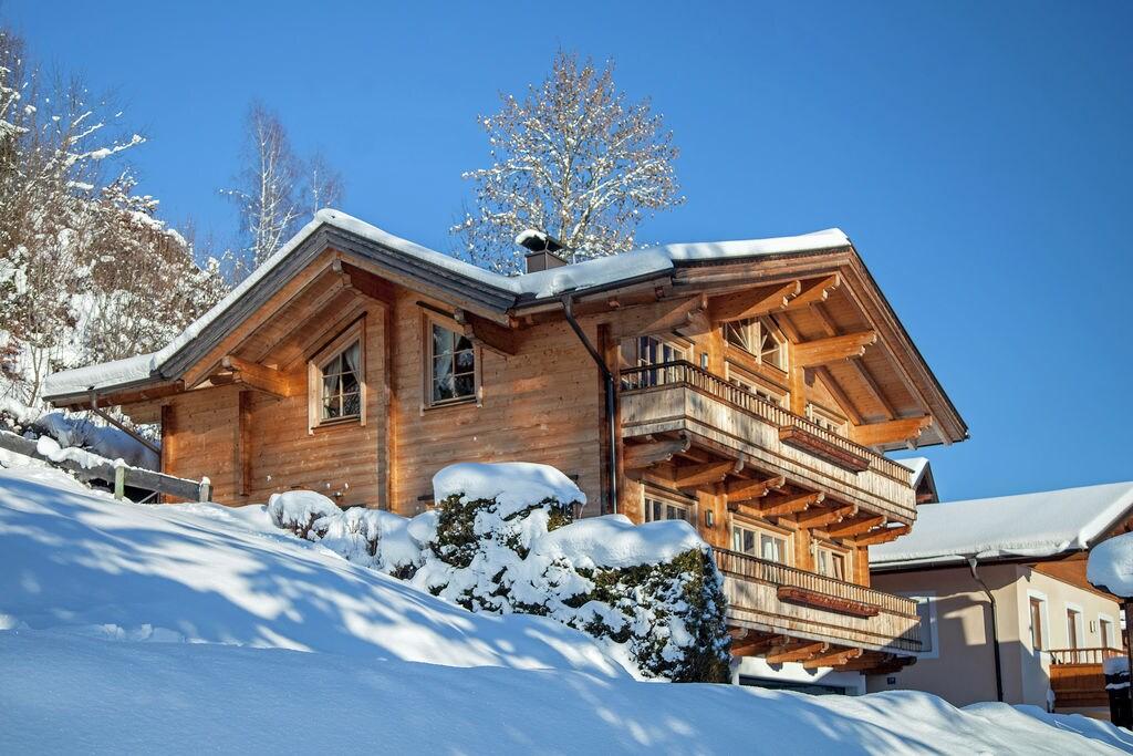 Luxe vakantiewoning in Brixen im Thale met Turks stoombad - Boerderijvakanties.nl