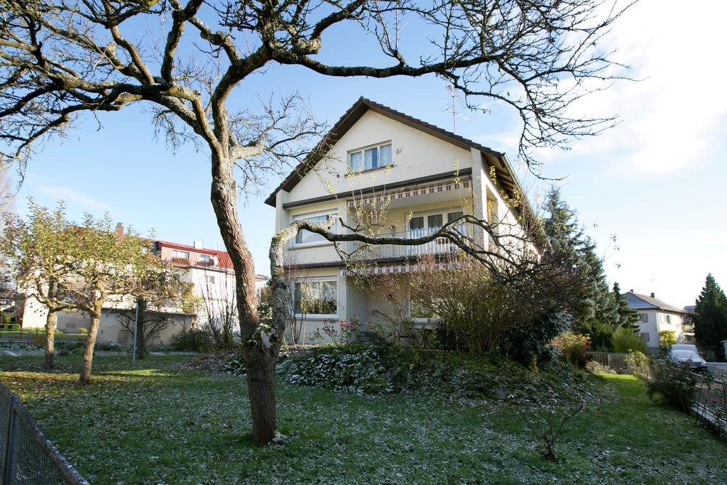 Appartement huren in Bodensee -     voor 4 personen  In een rustige zijstraat van het a..