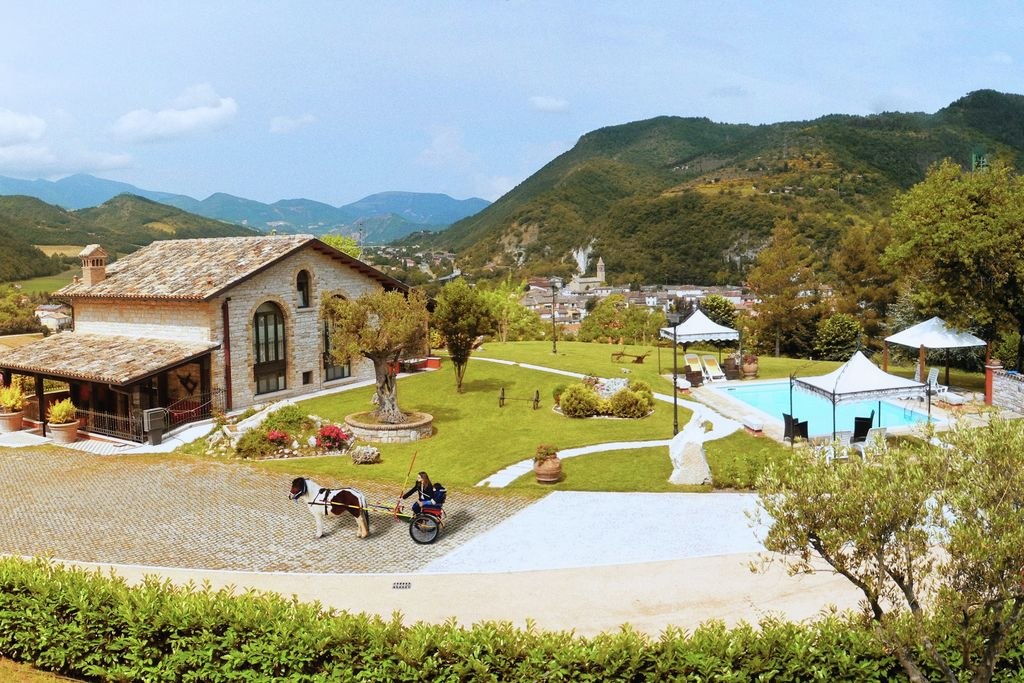 Vakantiewoning Italië, Marche, Cagli vakantiewoning IT-61043-06