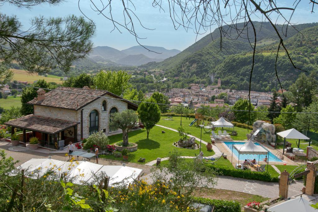 Vakantiehuis Cagli Le Marche