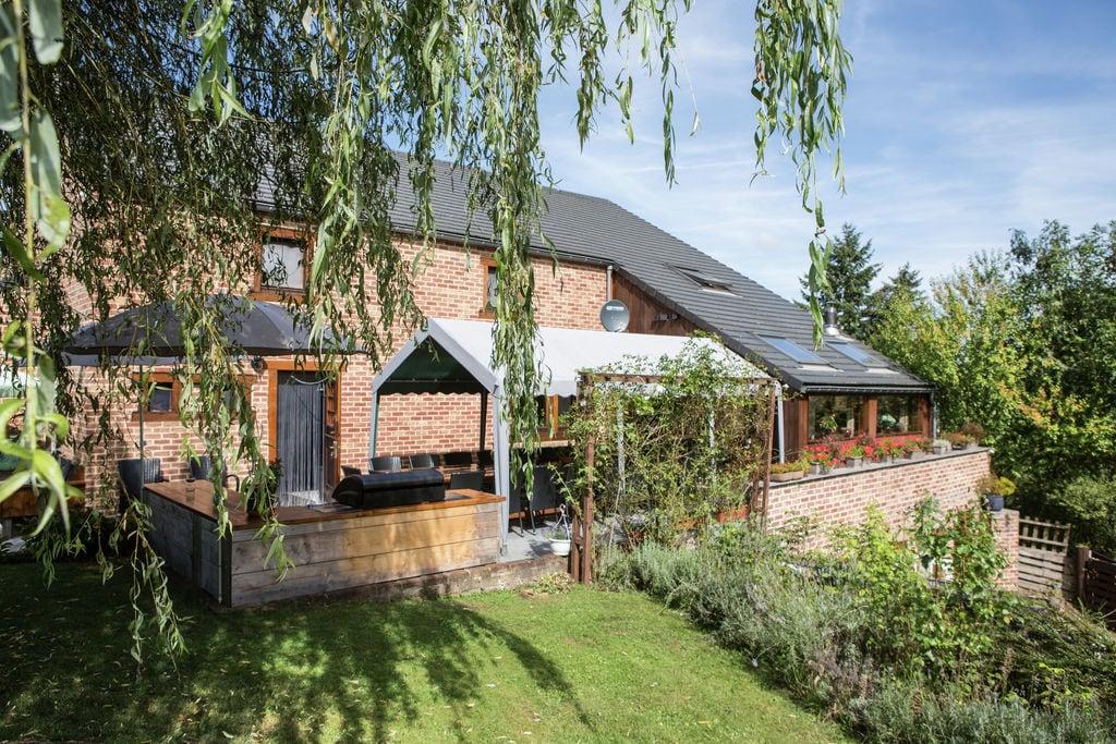 Sfeervolle vakantiewoning in Barvaux-sur-Ourthe met sauna - Boerderijvakanties.nl