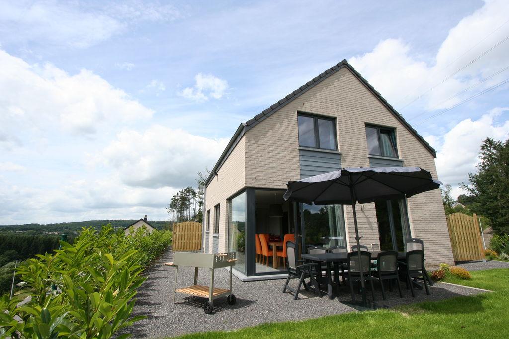 Mooi vakantiehuis in Barvaux-sur-Ourthe bij een bos - Boerderijvakanties.nl