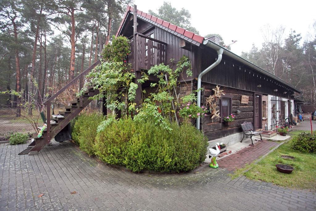 Authentiek vakantiehuis bij Berlijn met privéterras - Boerderijvakanties.nl